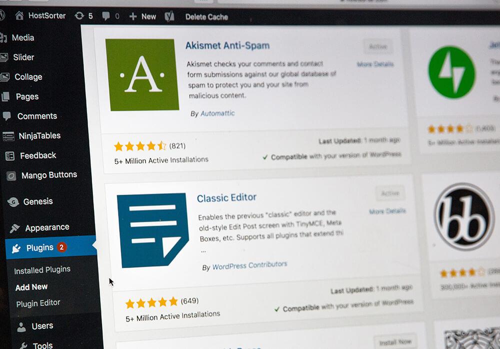 Sviluppo con WordPress plugin
